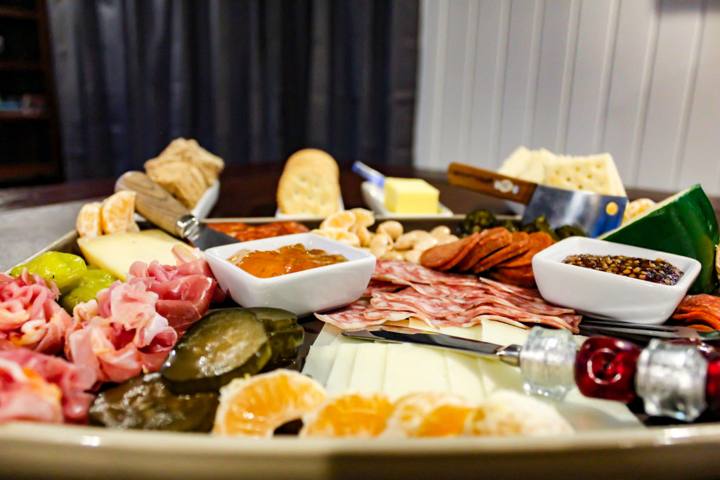 New Year's Eve Charcuterie